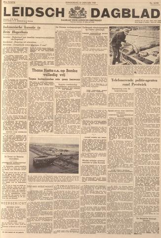 Leidsch Dagblad 1949-01-20