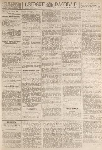 Leidsch Dagblad 1919-02-17
