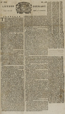 Leydse Courant 1805-10-25