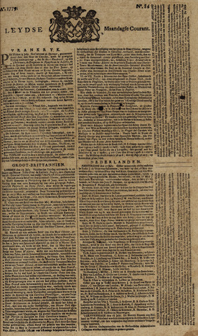Leydse Courant 1779-07-19