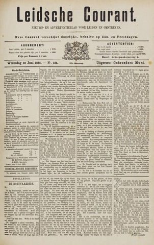 Leydse Courant 1885-06-10