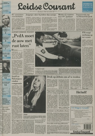 Leidse Courant 1992-01-14