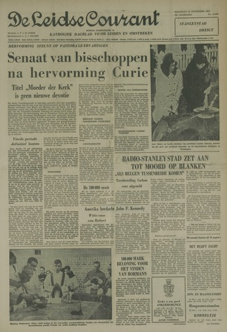 Leidse Courant 1964-11-23