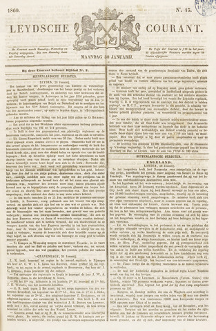 Leydse Courant 1860-01-30