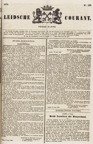 Leydse Courant 1875-06-18