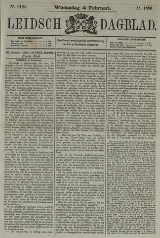 Leidsch Dagblad 1880-02-04