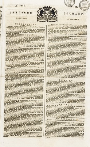 Leydse Courant 1841-02-03