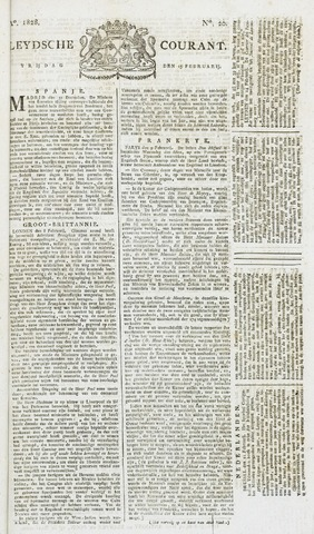 Leydse Courant 1828-02-15