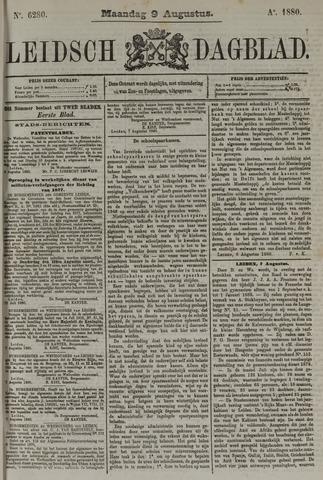 Leidsch Dagblad 1880-08-09