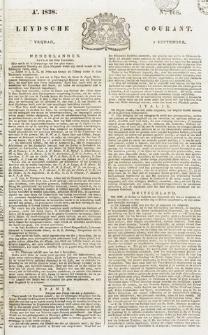 Leydse Courant 1838-09-07