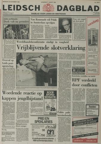 Leidsch Dagblad 1982-11-29