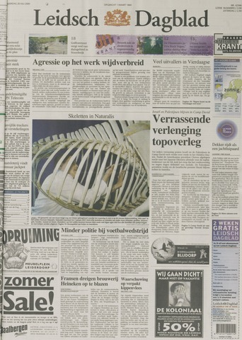 Leidsch Dagblad 2000-07-20