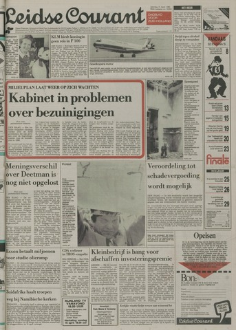 Leidse Courant 1989-04-15