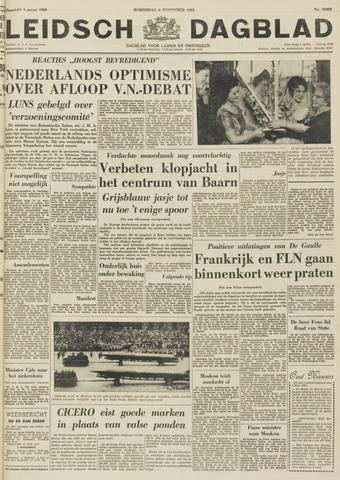 Leidsch Dagblad 1961-11-08