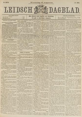 Leidsch Dagblad 1894-08-15