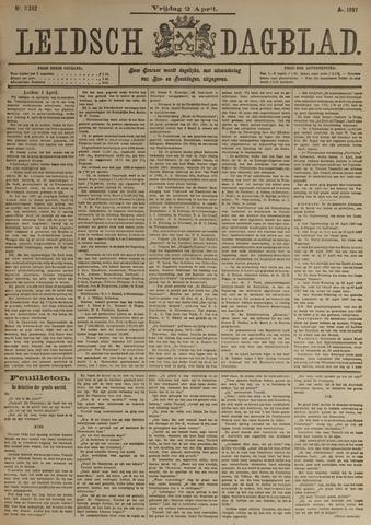 Leidsch Dagblad 1897-04-02
