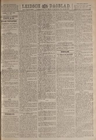 Leidsch Dagblad 1920-04-24