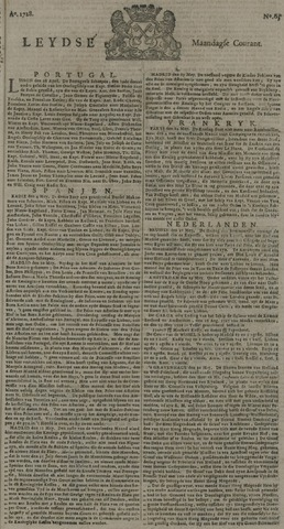 Leydse Courant 1728-05-31