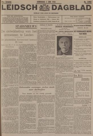 Leidsch Dagblad 1938-06-02