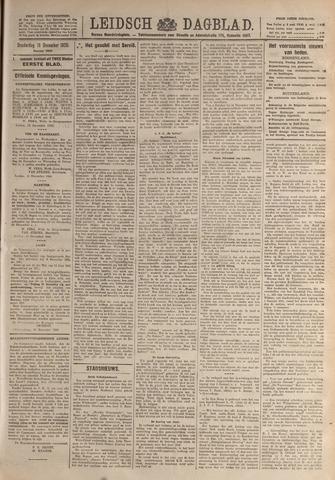Leidsch Dagblad 1920-12-16