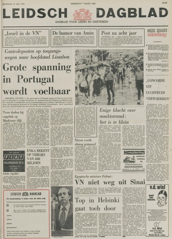 Leidsch Dagblad 1975-07-19