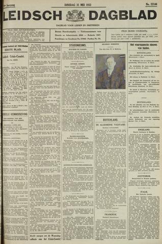 Leidsch Dagblad 1932-05-31