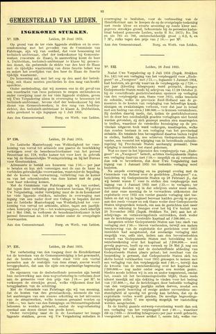 Handelingen van de Raad 1935-07-28