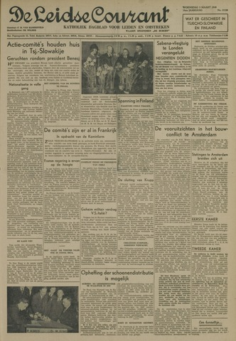 Leidse Courant 1948-03-03