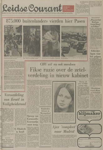Leidse Courant 1973-04-24