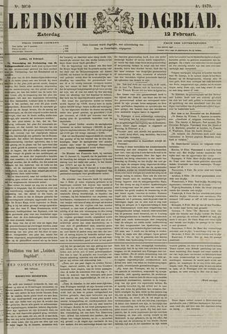 Leidsch Dagblad 1870-02-12