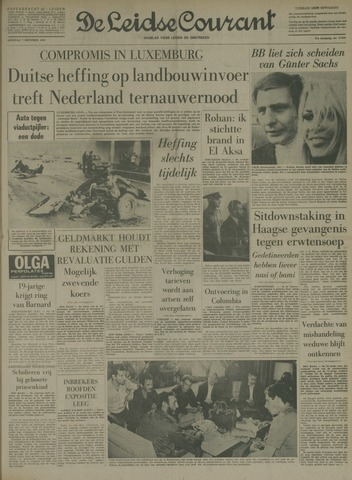 Leidse Courant 1969-10-07