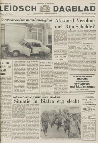 Leidsch Dagblad 1970-01-22