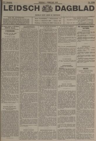 Leidsch Dagblad 1935-02-01