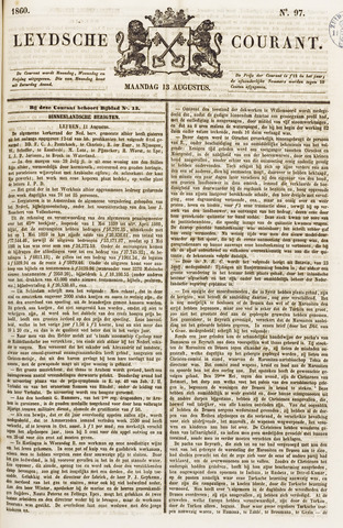 Leydse Courant 1860-08-13