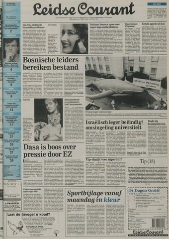 Leidse Courant 1992-07-18