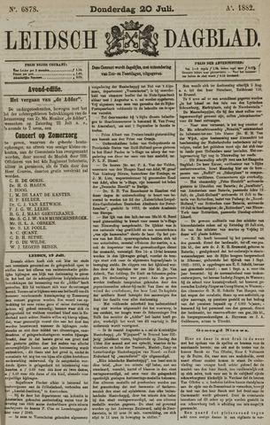 Leidsch Dagblad 1882-07-20