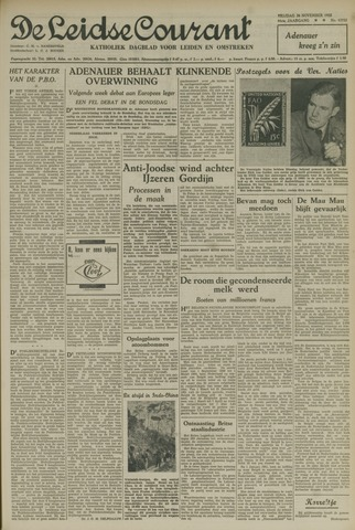 Leidse Courant 1952-11-28