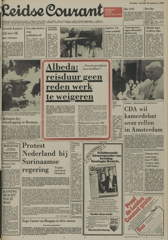 Leidse Courant 1980-05-07