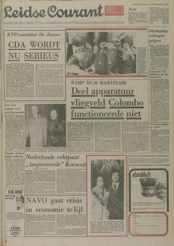 Leidse Courant 1974-12-14