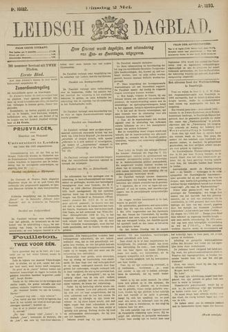 Leidsch Dagblad 1893-05-02