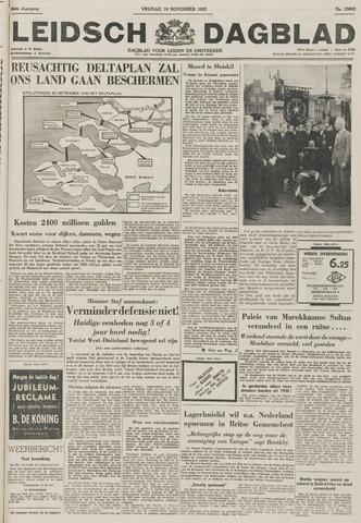 Leidsch Dagblad 1955-11-18
