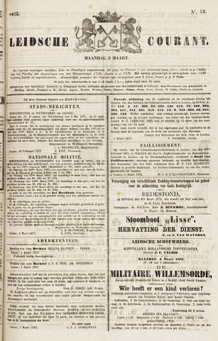 Leydse Courant 1873-03-03