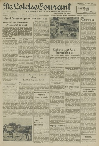 Leidse Courant 1950-10-11
