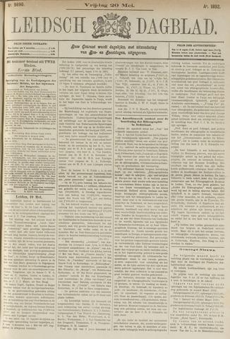 Leidsch Dagblad 1892-05-20