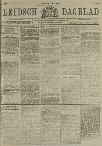 Leidsch Dagblad 1911-04-22