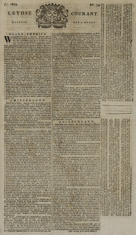 Leydse Courant 1803-03-21