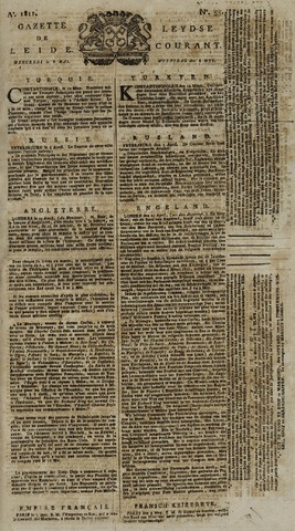Leydse Courant 1811-05-08