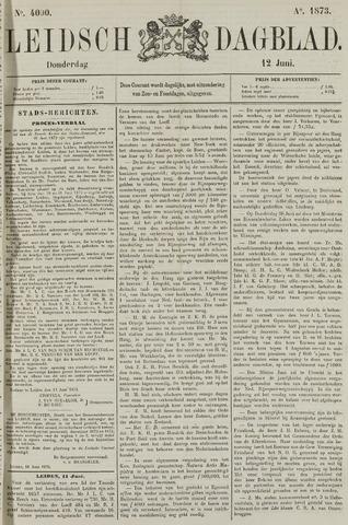 Leidsch Dagblad 1873-06-12