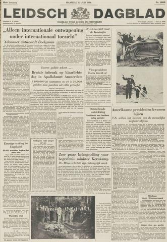 Leidsch Dagblad 1956-07-23