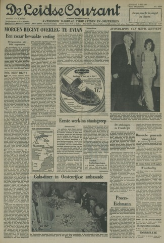 Leidse Courant 1961-05-19